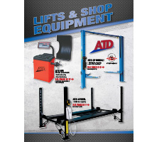 2018 Lifts & Shop Equipment